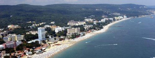 Золотые пески Отели Болгария