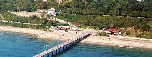 Бургас морской парк Отели Болгария