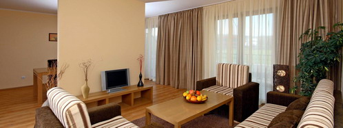 Martinez Апартамент 2 спальни Lux