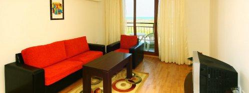 Sunrise Resort Апартамент 2 спальни