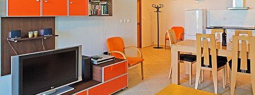 Black Sea Paradise Апартамент 1 спальня