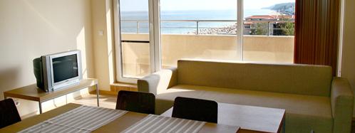 Obzor Beach Resort Апартамент 3 спальни