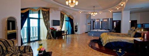 Melia Grand Hermitage Джуниор сьют Lux
